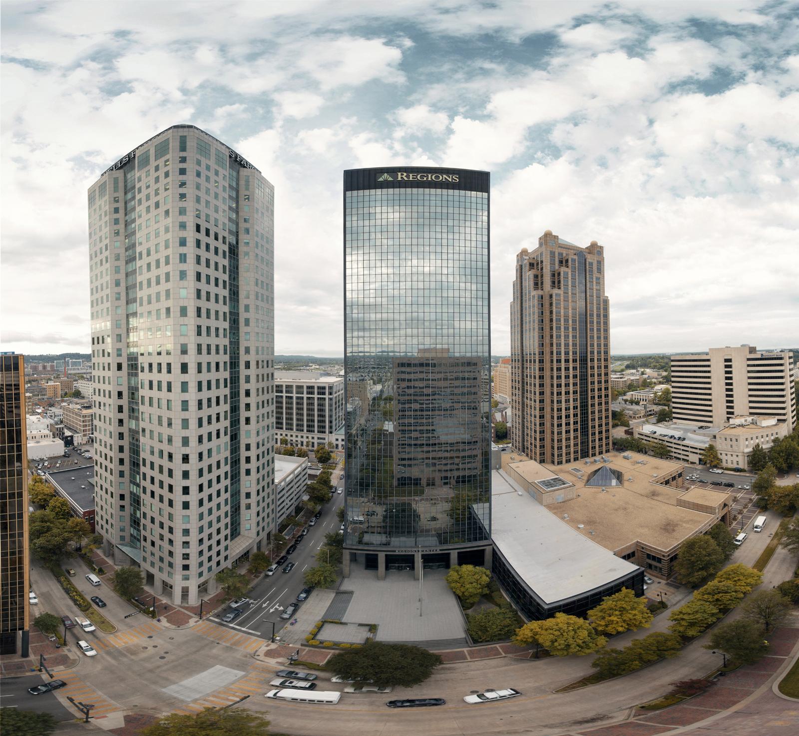 Wells Fargo Tower, Birmingham, AL