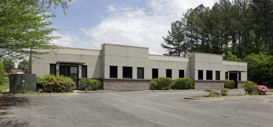 Lakeshore parkway office building jh berry gilbert inc for Lakeshore design builders