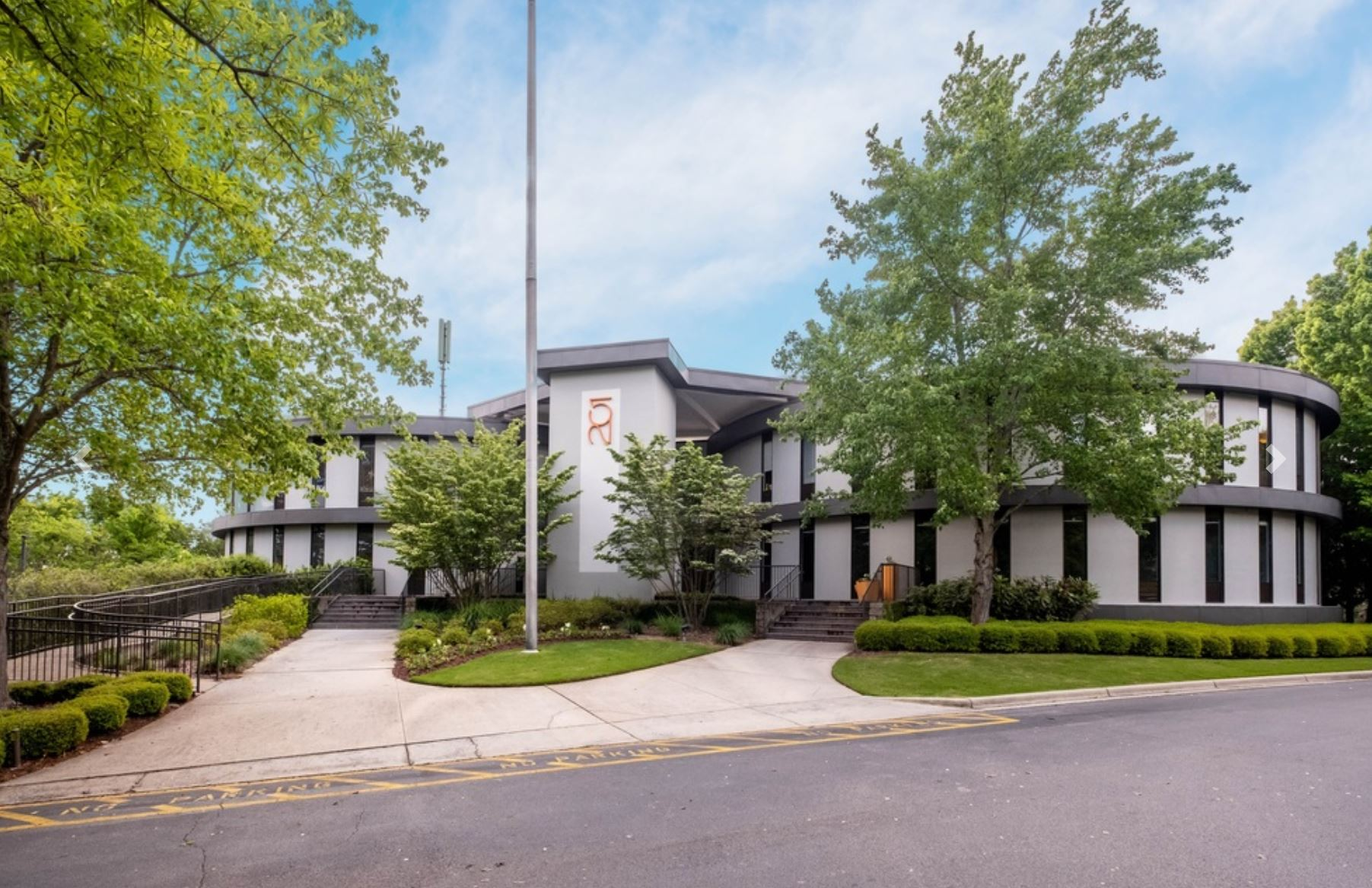 Office building for lease in Mountain brook
